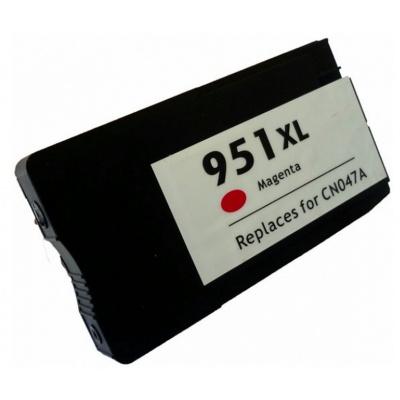 HP 951XL CN047A purpurowy (magenta) tusz zamiennik