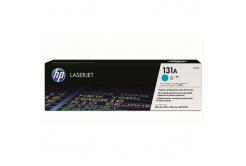 HP 131A CF211A błękitny (cyan) toner oryginalny
