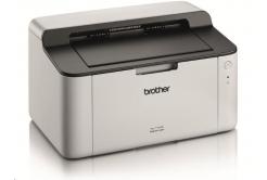 Brother HL-1110E drukarka laserowa - A4, 20ppm, 600x600, 1MB, GDI, USB 2.0