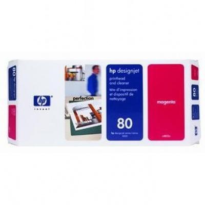 HP 80 C4822A purpurowy (magenta) głowica drukująca zamiennik