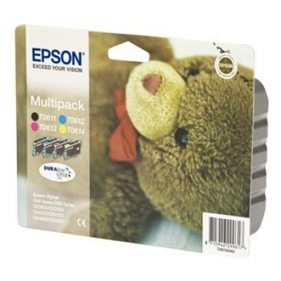 Epson T0615 multipack tusz oryginalna