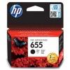 HP 655 CZ109AE czarny (black) tusz oryginalna