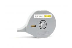 Taśma samoprzylepna Biovin LS-06Y, 6mm x 8m, żółty