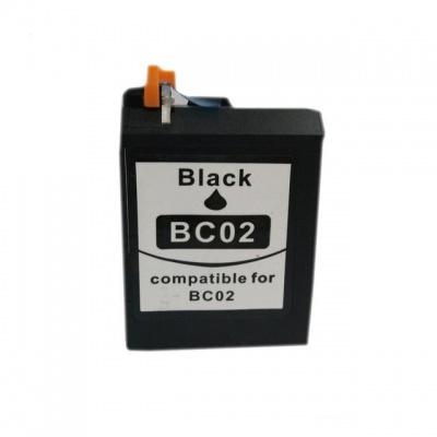 Canon BC-02 czarny (black) tusz zamiennik