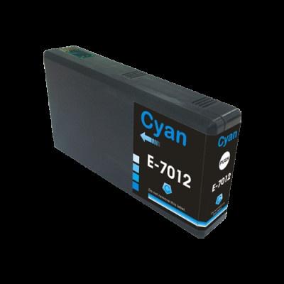 Epson T7012 błękitny (cyan) tusz zamiennik