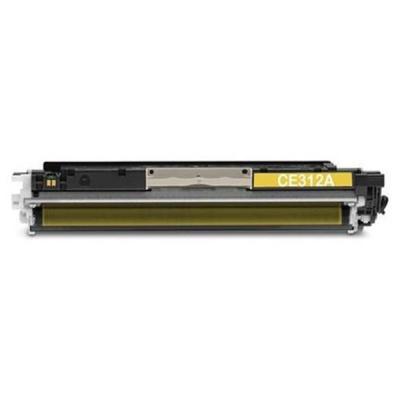 HP 126A CE312A żółty (yellow) toner zamiennik
