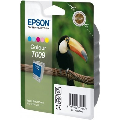Epson T00940110 kolorowa tusz oryginalna