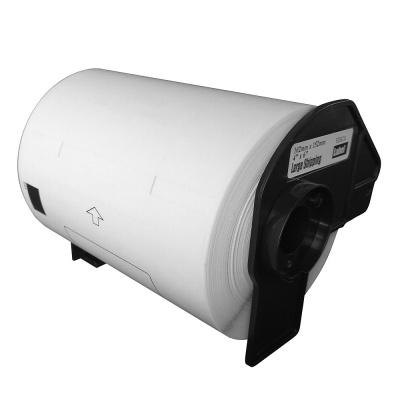 Brother zamiennik DK-22246, 103mm x 30,48m, etykiety papierowe
