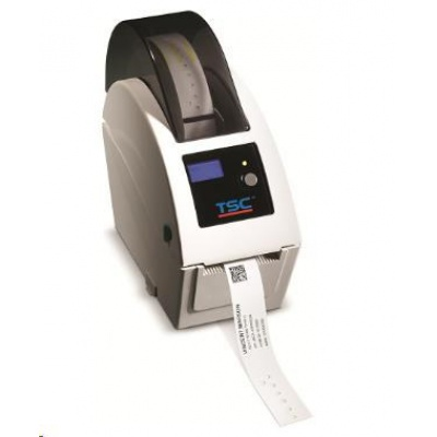 TSC TDP-324W 99-039A036-44LF drukarka etykiet, 12 dots/mm (300 dpi), disp., RTC, TSPL-EZ, USB, Ethernet