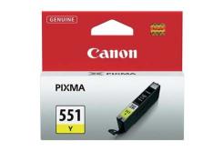 Canon CLI-551Y żółty (yellow) tusz oryginalna