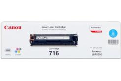 Canon CRG-716 błękitny (cyan) toner oryginalny