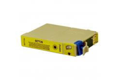 Epson T0714 żółty (yellow) tusz zamiennik