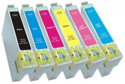 Epson T0807 multipack tusz zamiennik