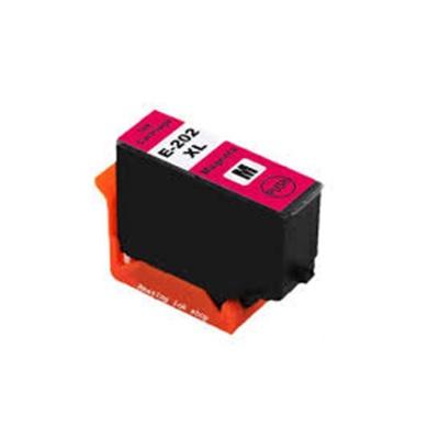 Epson 202XL T02H3 purpurowy (magenta) tusz zamiennik