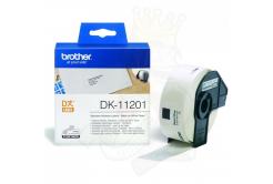 Brother DK-11201, 29mm x 90mm, etykiety papierowe oryginalne
