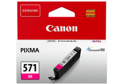 Canon CLI-571M purpurowy (magenta) tusz oryginalna