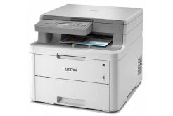 Brother MFC-L3730CDN multifunkcyjna drukarka laserowa - A4, 18ppm, 512MB, 600x600copy, USB2.0, ADF50, LAN, displa, DUPLEX