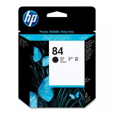 HP 84 C5016A czarny (black) tusz oryginalna