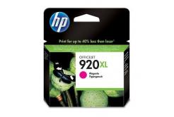 HP č.920XL CD973AE purpurová (magenta) originální cartridge, prošlá expirace