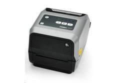 "Zebra ZD620 ZD62043-T2EF00EZ TT drukarka etykiet, 4"" 300 dpi, USB, USB Host, BTLE, Seriál, LAN, cutter"