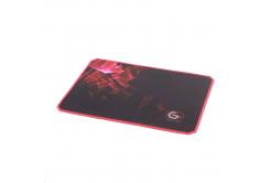 GEMBIRD herní podložka pod myš látková černá, MP-GAMEPRO-S, 200x250 mm