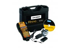 Dymo RHINO 5200 drukarka etykiet z walizką
