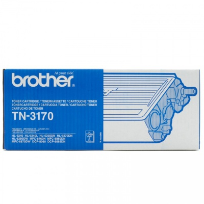 Brother TN-3170 czarny (black) toner oryginalny