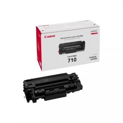 Canon CRG-710 czarny (black) toner oryginalny