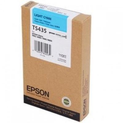 Epson T543500 jasno błękitny (light cyan) tusz oryginalna