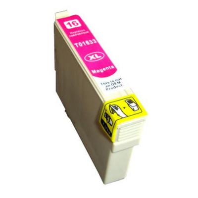 Epson T1633 XL purpurowy (magenta) tusz zamiennik