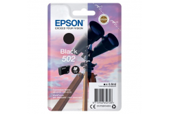 Epson 502 T02V14010 czarny (black) tusz oryginalna
