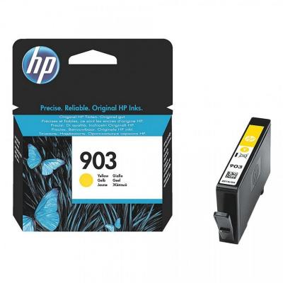 HP 903 T6L95AE żółty (yellow) tusz oryginalna