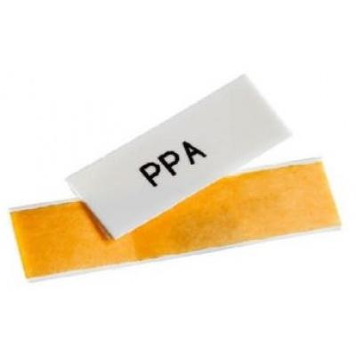 Partex PPA+09000SN9, biała, 10m, taśma samoprzylepna PPA+