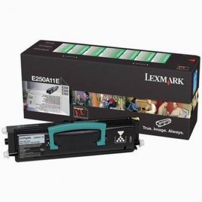 Lexmark E250A11E czarny (black) toner oryginalny