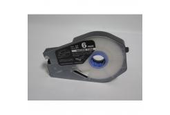 Rura termokurczliwa, okrągła Canon / Partex 3476A083, 2:1, 6,4mm x 5m, biały