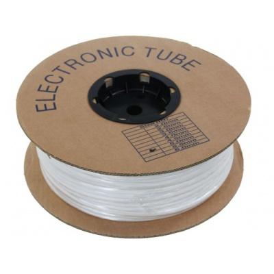 Rura termokurczliwa, okrągła, BS-45, 2:1, 4,5 mm, 100 m, UL biały