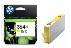 HP 364XL CB325EE żółty (yellow) tusz oryginalna