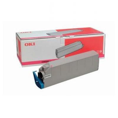 OKI 41515210 purpurowy (magenta) toner oryginalny