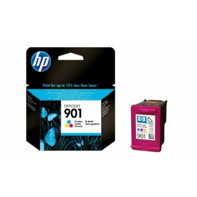 HP 901 CC656AE kolorowa tusz oryginalna