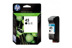 HP 45 51645AE czarny (black) tusz oryginalna