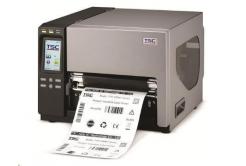 TSC TTP-384MT 99-135A001-00LF drukarka etykiet, 12 dots/mm (300 dpi), RTC, display, TSPL-EZ, USB, RS232, LPT, Ethernet