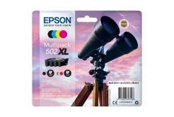 Epson 502XL T02W640 CMYK multipack tusz oryginalna
