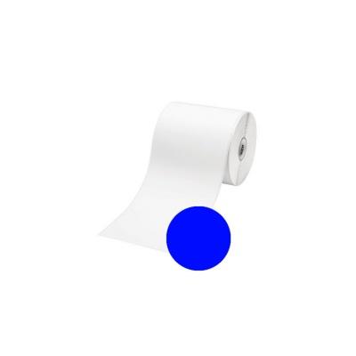 Brother RD-S01E2C, 102mm x 42,8m, niebieski, termoczułe etykiety papierowe zamiennik