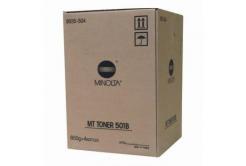 Konica Minolta MT501B czarny (black) toner oryginalny