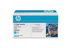 HP 646A CF031A błękitny (cyan) toner oryginalny