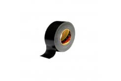 3M 389 taśma tekstylna klejąca 25 mm x 50 m, czarna