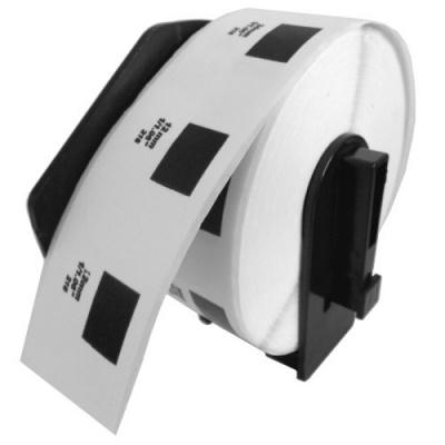 Brother DK-11219, 12mm, etykiety papierowe zamiennik
