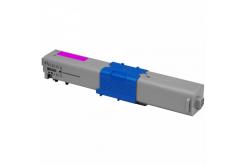OKI 44973534 purpurowy (magenta) toner zamiennik