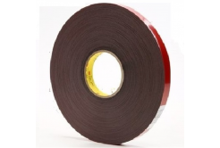 3M VHB 4991-F, 12 mm x 3 m, szary  dwustronna taśma klejąca akrylowa, 2,3 mm