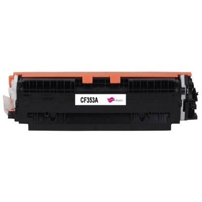 HP 130A CF353A purpurowy (magenta) toner zamiennik